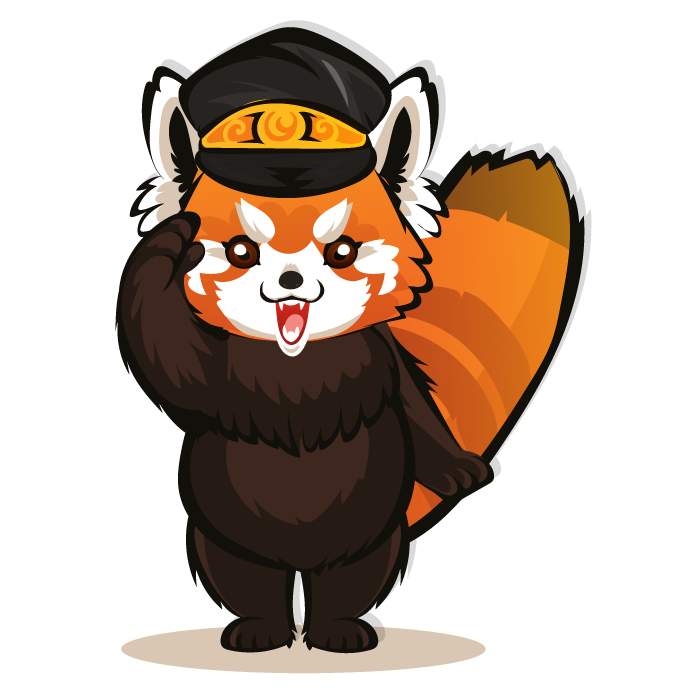 RedPandaz messages sticker-2