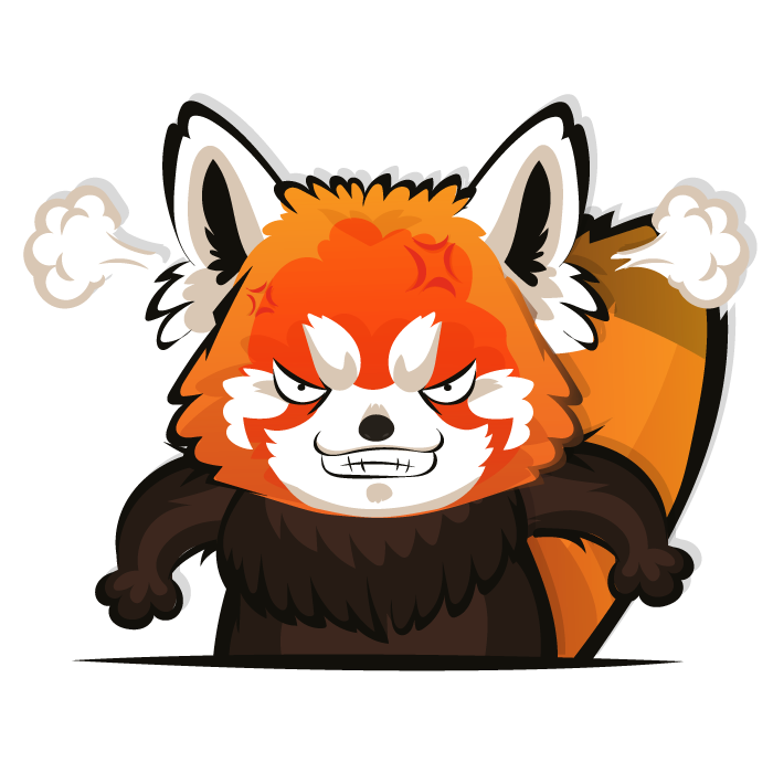 RedPandaz messages sticker-4