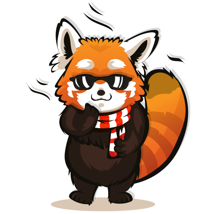 RedPandaz messages sticker-3