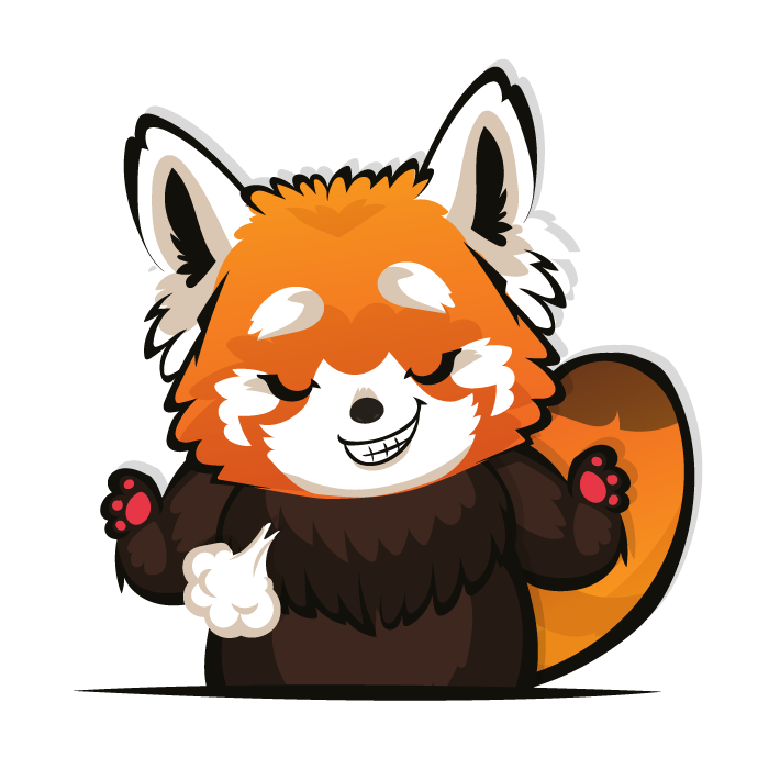 RedPandaz messages sticker-5