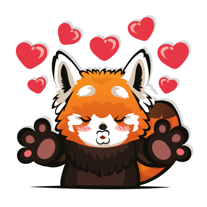 RedPandaz messages sticker-6