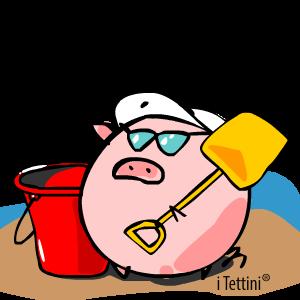 Il Porcomondo di Sgrufi messages sticker-7