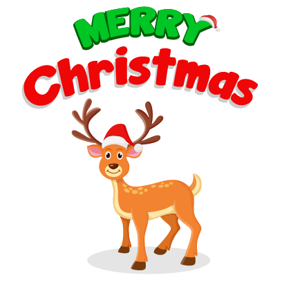 Christmas Celebration Stickers Pack messages sticker-7