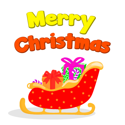 Christmas Celebration Stickers Pack messages sticker-5