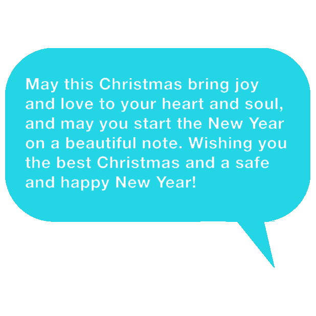 Special Messages For Christmas (Xmas) & New Years messages sticker-11