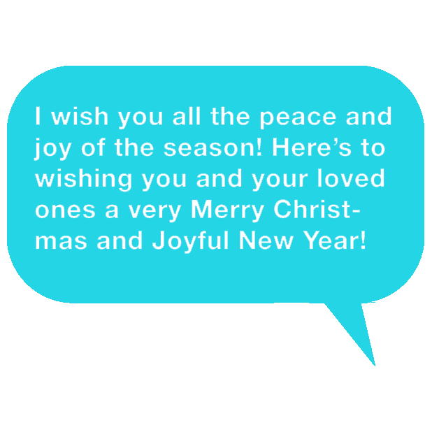 Special Messages For Christmas (Xmas) & New Years messages sticker-10