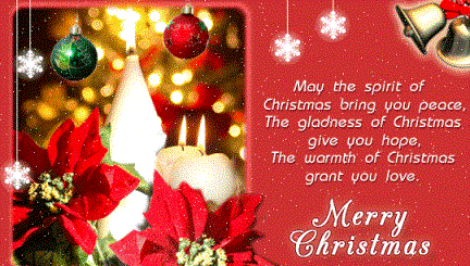 Christmas Messages with GIF messages sticker-0