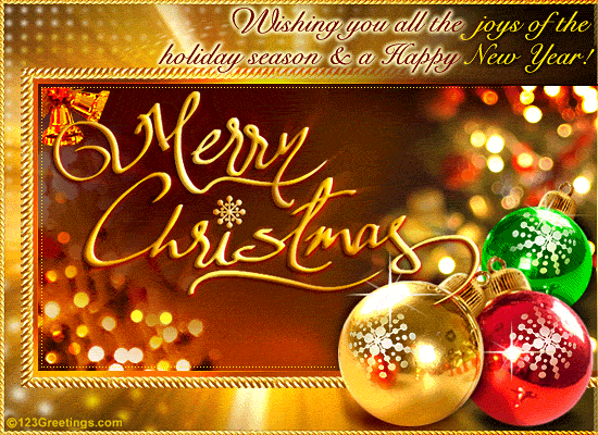 Christmas Messages with GIF messages sticker-11