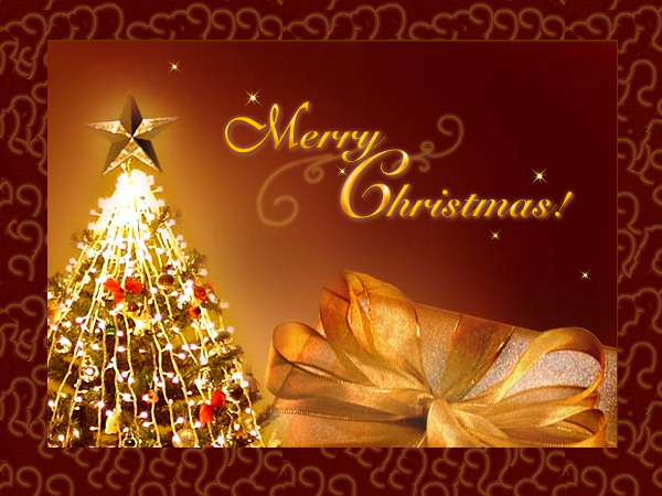 Christmas Messages with GIF messages sticker-8
