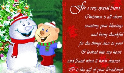 Christmas Messages with GIF messages sticker-7