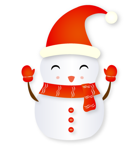 Christmas Snowman - Holiday Emoji messages sticker-9