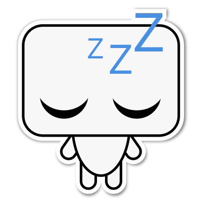 Ruby the Robot messages sticker-3