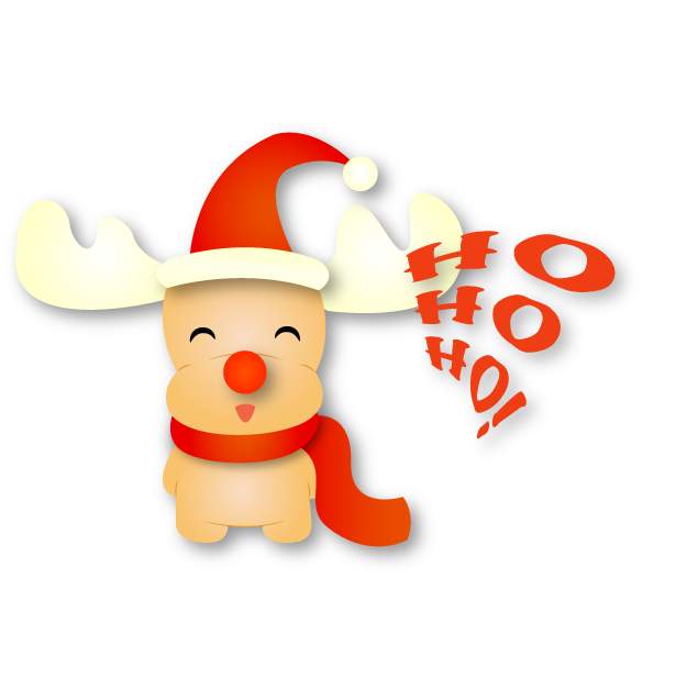 Rudolf - Christmas Emoji messages sticker-1