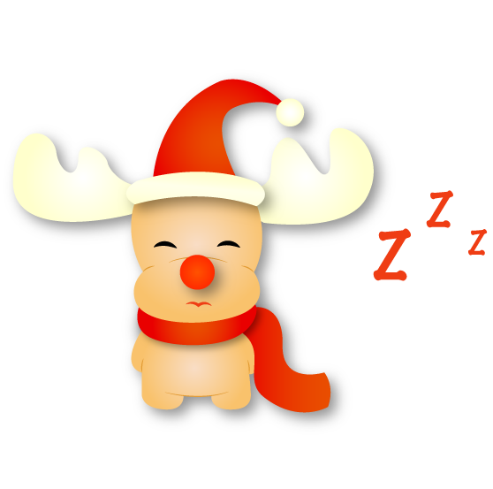 Rudolf - Christmas Emoji messages sticker-10