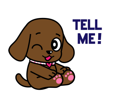 Miss Muddy Puppy messages sticker-8