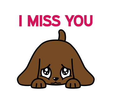 Miss Muddy Puppy messages sticker-6