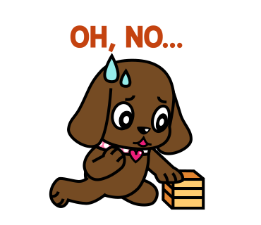 Miss Muddy Puppy messages sticker-7
