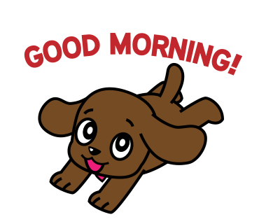 Miss Muddy Puppy messages sticker-1
