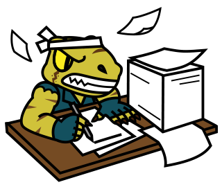 Raptor Cop Animated Stickers messages sticker-7