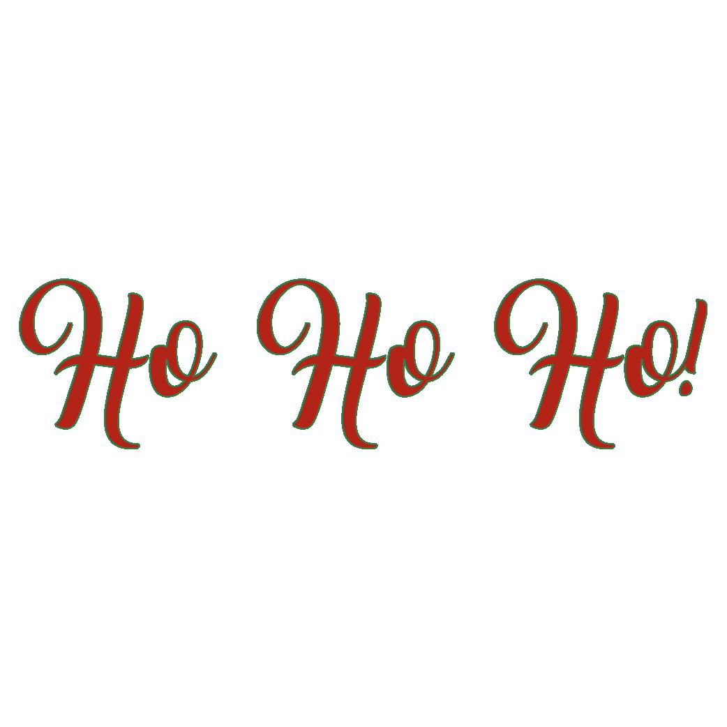 Santa Sticky - Ho Ho Ho messages sticker-3