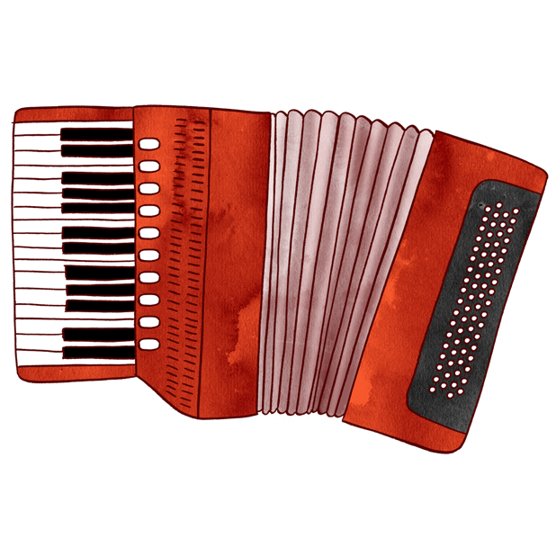 Jazzy Musical Instruments - World Music Stickers messages sticker-5