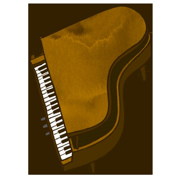Jazzy Musical Instruments messages sticker-1