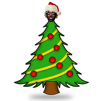 Lil Uzi Vert: A Very Uzi Christmas Sticker Pack messages sticker-5