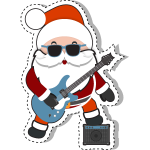 Merry Christmas - Christmas, Noel and Santa Claus messages sticker-0