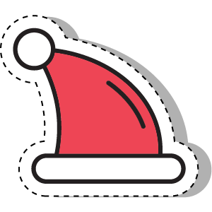 Merry Christmas - Christmas, Noel and Santa Claus messages sticker-6