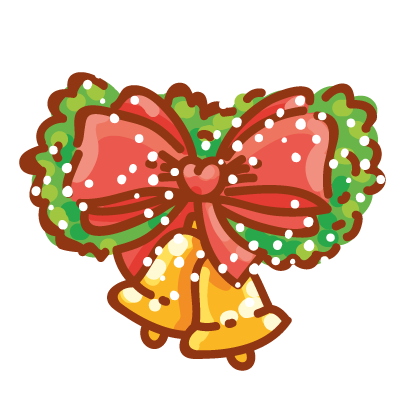 Holidays stickers! messages sticker-7