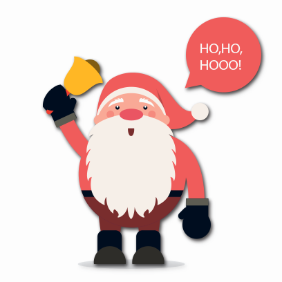 Merry Christmas Stickers 2017 messages sticker-11