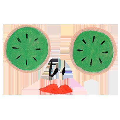 Farfetch Emojis messages sticker-3