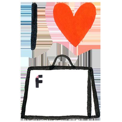 Farfetch Emojis messages sticker-0