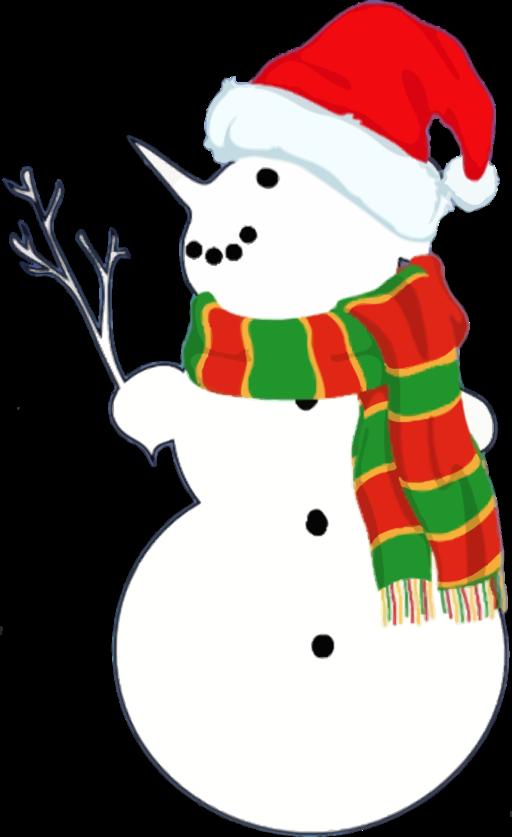 Christmas Sticker! messages sticker-5