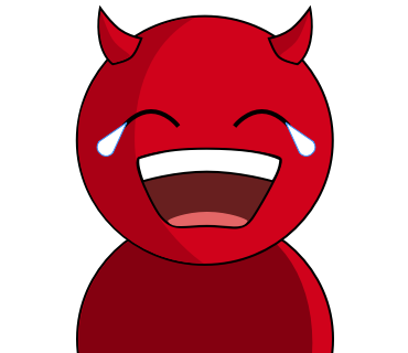 Red Dephil messages sticker-8