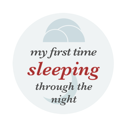 Baby Milestone Stickers messages sticker-6