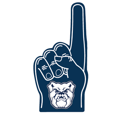 Butler University Stickers messages sticker-10