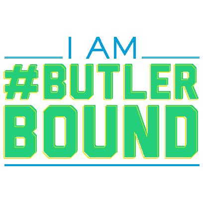 Butler University Stickers messages sticker-4