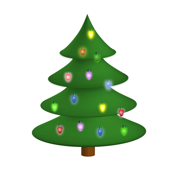 Christmas Trees & Candy Canes messages sticker-6