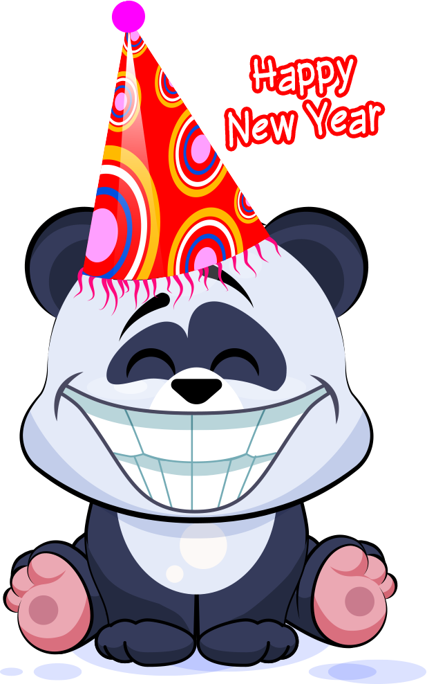 Happy New Year | apptec messages sticker-3