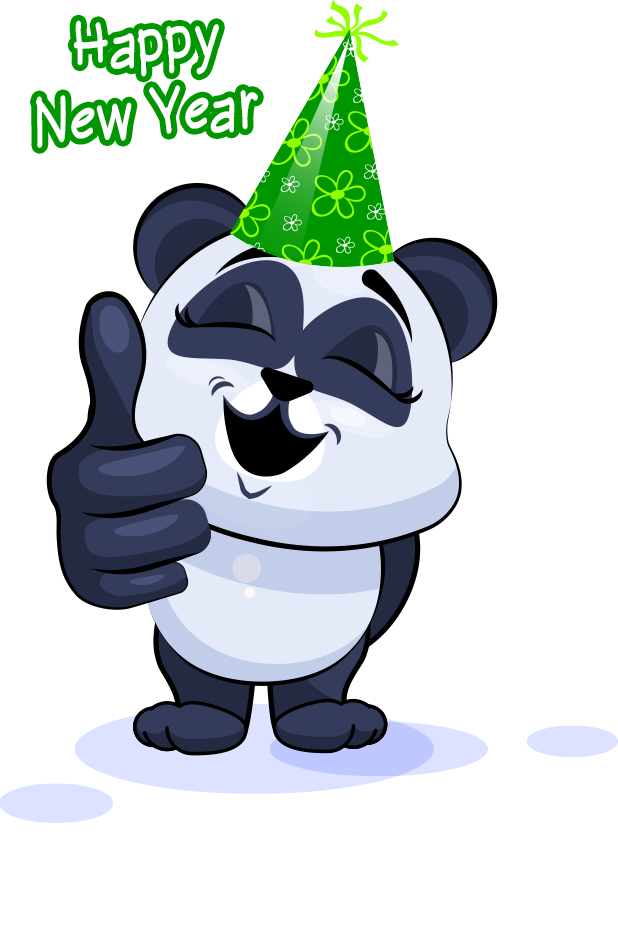 Happy New Year | apptec messages sticker-0