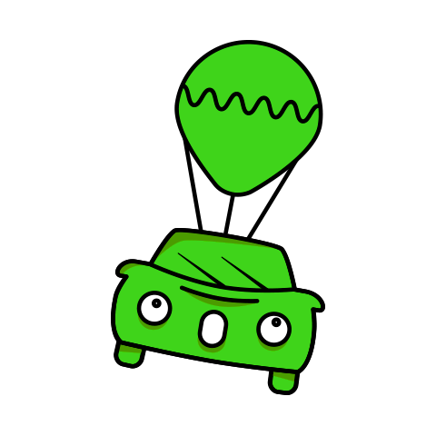 CARFRIEND - Happy cars stickers messages sticker-11