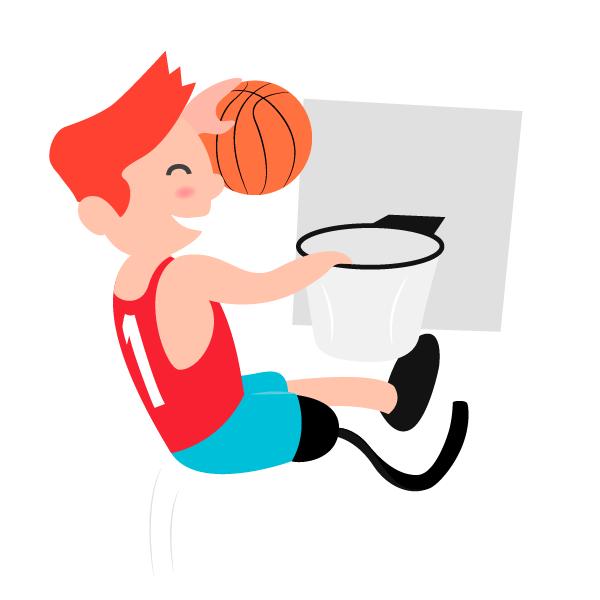 Inklumoji - Emojis der Aktion Mensch für Inklusion messages sticker-5