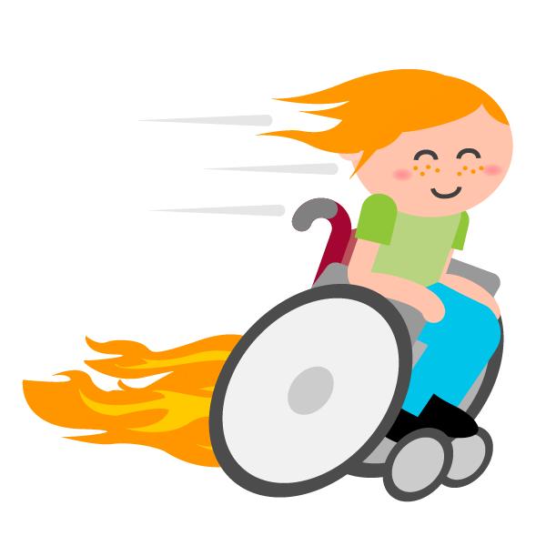 Inklumoji - Emojis der Aktion Mensch für Inklusion messages sticker-3