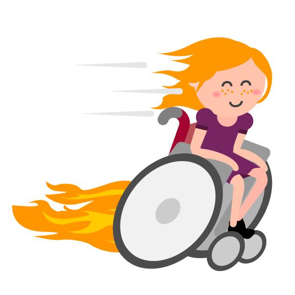 Inklumoji - Emojis der Aktion Mensch für Inklusion messages sticker-2