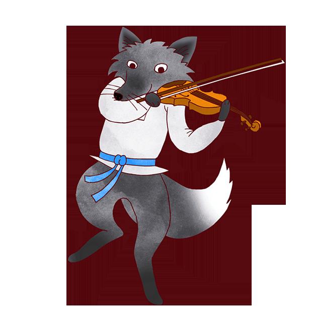 Jazzy Animal Musicians messages sticker-8