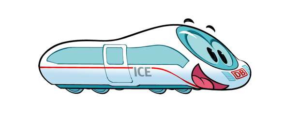Der kleine ICE Sticker messages sticker-8