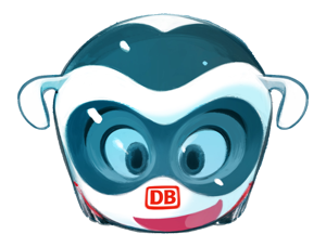 Der kleine ICE Sticker messages sticker-4