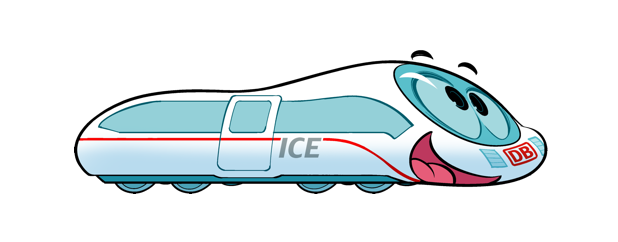 Der kleine ICE Sticker messages sticker-10