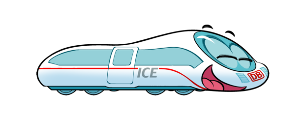 Der kleine ICE Sticker messages sticker-9